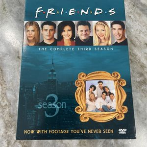 Friends - Season 3 for Sale in Fort Lauderdale, FL