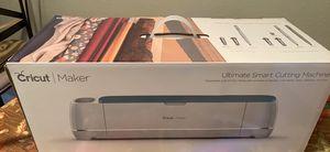New Cricut Maker and Easy Press2 12x10 for Sale in Hixson, TN