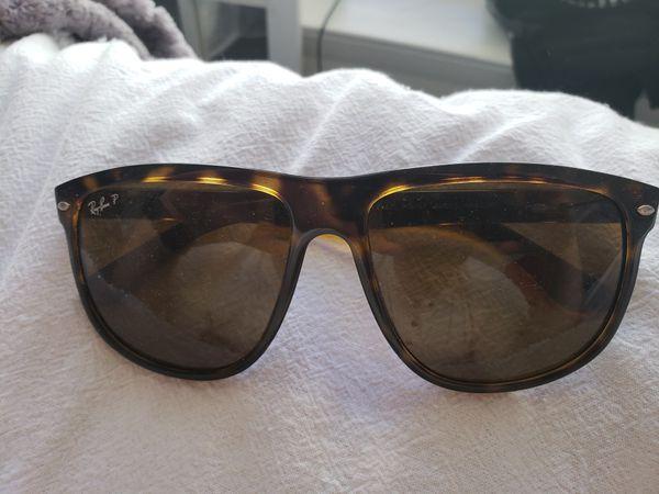 Rayban RB4147 Tortoise Shell Polarized Sunglassed