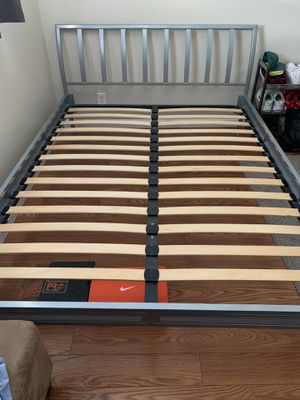 Queen Bed Frame for Sale in Santa Ana, CA