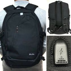 Brand NEW! Black Multipocket Travel Backpack For School/Traveling/Outdoors/Hiking/Work/Biking/Camping/Sports/Gym for Sale in Carson,  CA