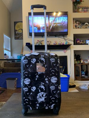 New With Tags Nightmare Before Christmas Rolling Luggage for Sale in Goodlettsville, TN