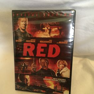 "DVD ""Red"" for Sale in Chesapeake, VA"