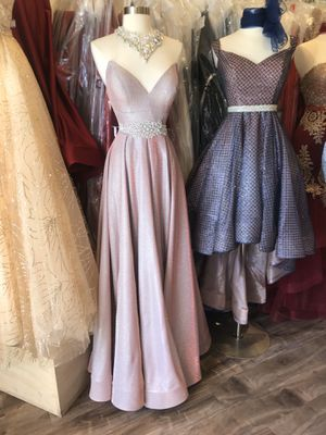 Pink/iridescent prom dress for Sale in Los Alamitos, CA