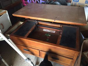 Wood Coffee Table for Sale in Sweetwater, TX