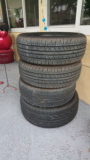 Evergreen 185/55R15 Part worn tires for Sale in Plantation, FL
