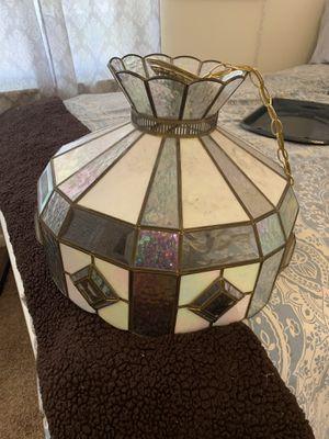 Chandelier light multi color for Sale in Sebring, FL
