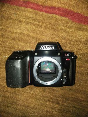 Nikon n50 camera no lense. for Sale in Vancouver, WA
