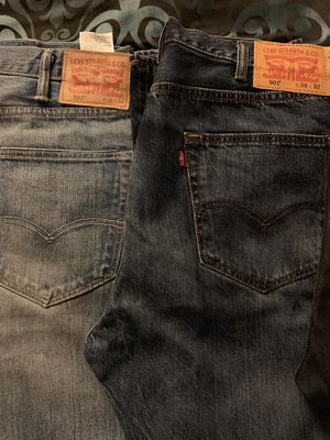 Men Levi 501 Jeans Size 38x32 and 38x34 for Sale in Washington, DC