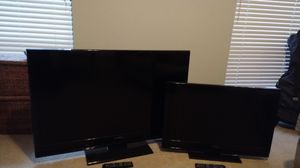 "Two Flat-Screen TVs, 46"" & 32"" for Sale in Atlanta, GA"