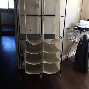 Hanging Closet Organizer for Sale in Whittier, CA