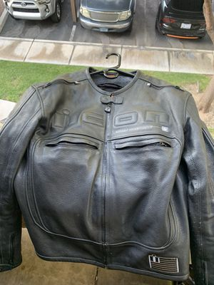 Icon motorcycle jacket xl for Sale in Las Vegas, NV