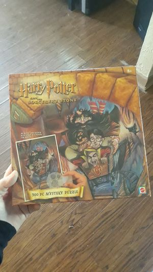Harry Potter 300pc puzzle Collectible for Sale in Indianapolis, IN