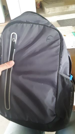 Dell backpack with pockets for laptop for Sale in Oceanside, CA