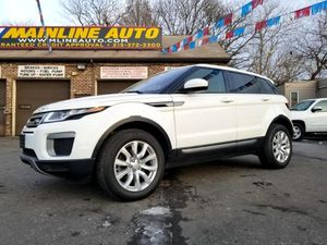 2016 Land Rover Range Rover Evoque for Sale in Philadelphia, PA