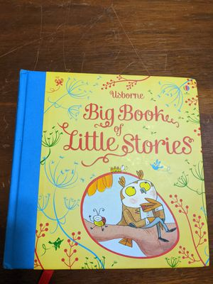 Usborne Big Book of Little Stories for Sale in Lima, OH