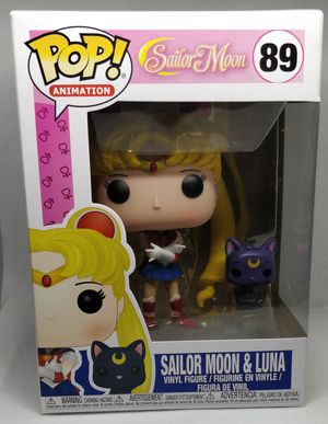 Funko Pop Sailor Moon for Sale in Los Angeles, CA