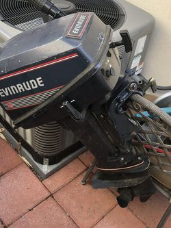Evinrude Boat Engine for Sale in Long Beach,  CA