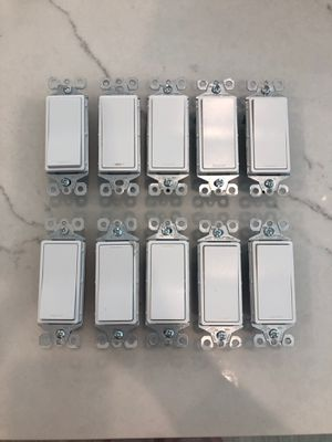Free- 10 Light Swithes for Sale in Pompano Beach, FL