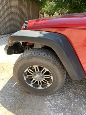Jeep wheels for Sale in Manteca, CA
