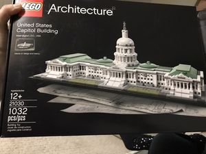 LEGO capitol building for Sale in South Riding, VA
