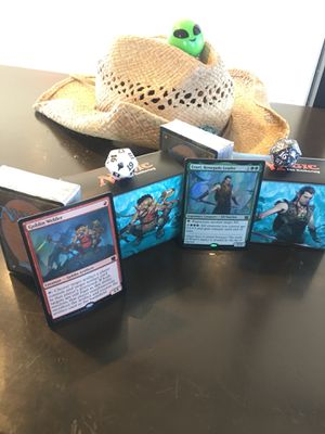 Magic the Gathering: Elves vs Inventors for Sale in Tempe, AZ
