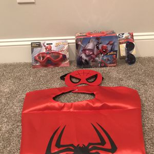 Brand New Spider-Man Kids Bundle for Sale in Knoxville, TN