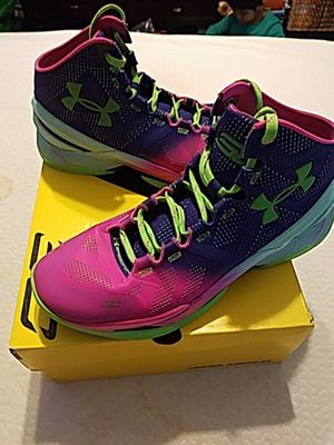 Under Armour curry 2. for Sale in Rockville, MD