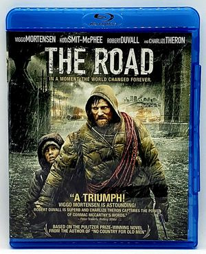 The Road (Blu-ray Disc, 2010) Viggo Mortensen Post Apocalyptic RARE OOP for Sale in Harrisonburg, VA