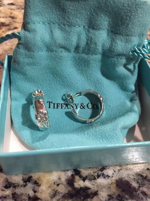 Tiffany & Co Nature Earrings for Sale in Seymour, CT