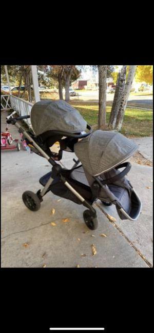 Evenflo double stroller for Sale in Taylorsville, UT