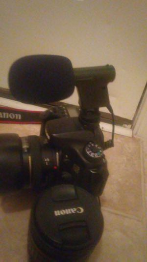 Canon 70D kit for Sale in Alexandria, VA