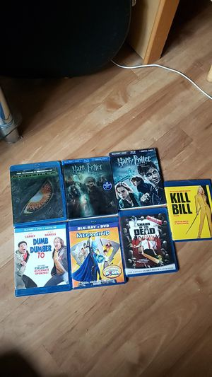 Blu-Ray Movies for Sale in Colorado Springs, CO