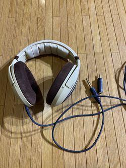 Sennheiser HD598 over ear headphones PRICE DOWN for Sale in Falls Church,  VA
