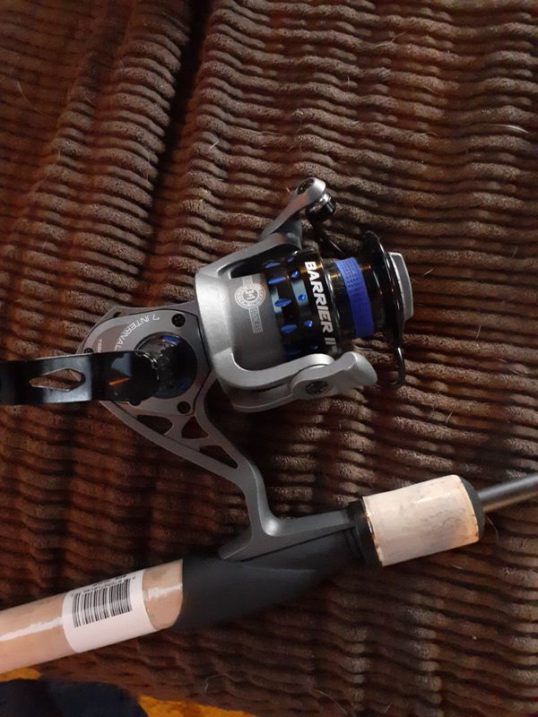 Rod And REEL COMBO NEW