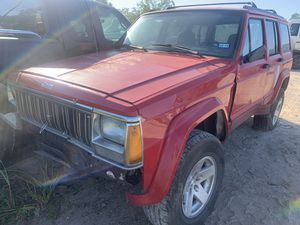 1996 Jeep Cherokee 4.0L For Parts for Sale in Houston, TX