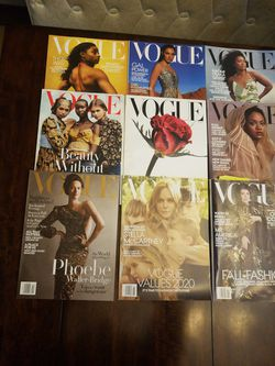 Vogue Magazine for Sale in Fort Worth,  TX