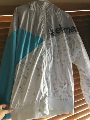 Element raincoat with hoodie for Sale in Davis, CA