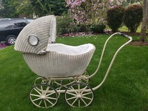 Antique (1917 year) 100+ years )Baby stroller for Sale in Vancouver, WA
