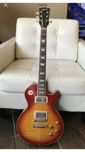 Gibson les paul standard with 50s neck for Sale in Irvine, CA