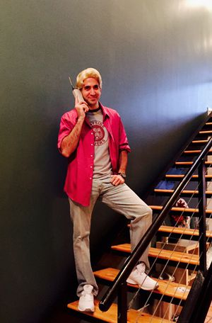 Zack Morris Saved By The Bell Halloween Costume for Sale in Pittsburgh, PA