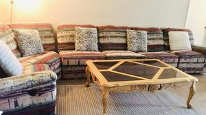 7 piece - corner sofa for Sale in Cheverly, MD