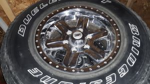 6 bolt american racing rims for Sale in Richmond, MN