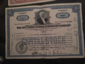 1960 Stock Bond for Sale in Richmond, KY