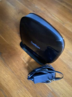 Belkin Dual Band Router for Sale in Addison, TX