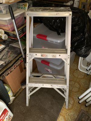 3' ladder for Sale in Boynton Beach, FL