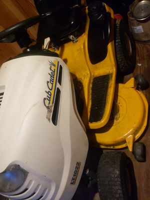 1122 cubcadet for Sale in Hughesville, PA