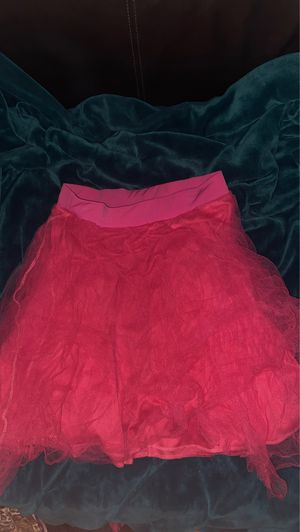 Tutu skirt Hot pink size M for Sale in Queens, NY