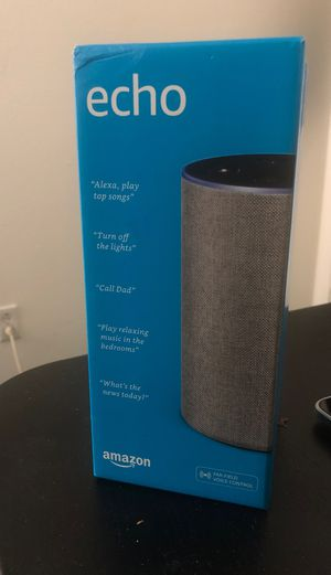 Amazon Echo Bluetooth Speakers (Brand New) for Sale in Pomona, CA