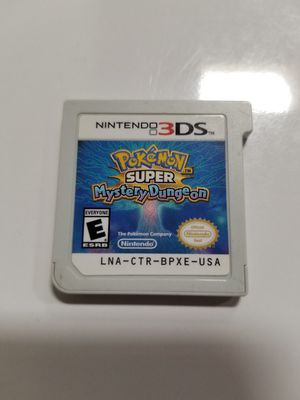 Pokemon Super Mystery Dungeon - Nintendo 3DS for Sale in Pomona, CA